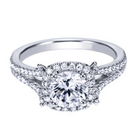 Lucy Engagement Ring Steven Singer Jewelers