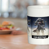 destiny personalised video game Gaming  ps3 xbox ps4 amazing mug gift