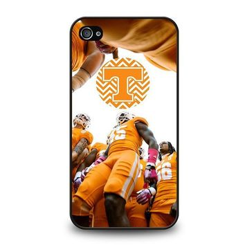 tennessee volunteers football iphone 5c case cover  number 1