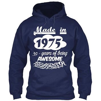 Awesome 1975 Limited Edition Tee