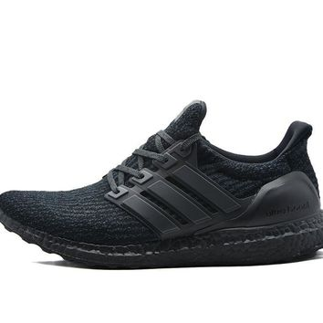 Best Deal Adidas Ultra Boost 3.0 'Triple Black'