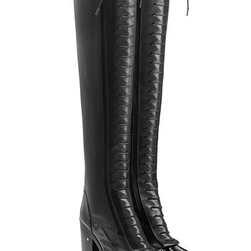 Laurence Dacade - Idylle Over-the-Knee Leather Boots