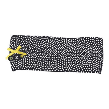 Deux Par Deux Little Miss Sunshine Polka Dot Head Band