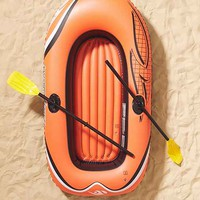 Two-Person Inflatable Boat- Orange One