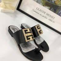 Givenchy Women's Leather Sandals