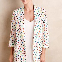 Sleepy Jones Painter's Palette Robe in Multi Size: