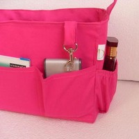 Extra large Purse organizer for Louis Vuitton Neverfull MM- Bag organizer insert in Ho