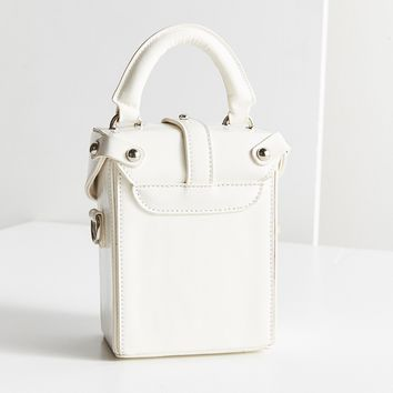 Maud Structured Mini Crossbody Bag | Urban Outfitters Canada