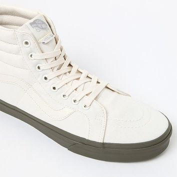 Vans Vansguard Sk8-Hi Reissue White and Green Shoes at PacSun.com