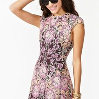 Cosmosis Lace Dress