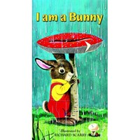 I Am a Bunny (A Golden Sturdy Book) - Walmart.com