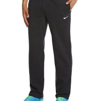 Nike Men's Club Swoosh Fleece Athletic Pants
