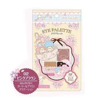 """One gift planning and """"little twin stars Calypso eye palette 8 g"""" four six one more packing when turn on beauty cosmetics makeup makeup eyeliner eyeshadow little twin stars Calypso eye palette 10P05Dec15"""