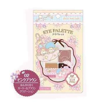 "One gift planning and ""little twin stars Calypso eye palette 8 g"" four six one more packing when turn on beauty cosmetics makeup makeup eyeliner eyeshadow little twin stars Calypso eye palette 10P05Dec15"