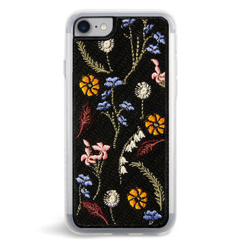 Gather Embroidered Wildflower iPhone 7 Case