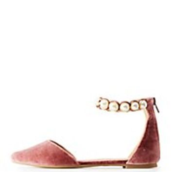 Flats: Loafers, Oxfords & Pointed Toe Flats | Charlotte Russe
