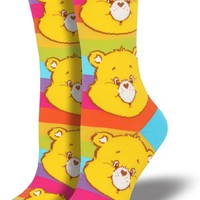Funshine Bear Care Bears Women's Crew Socks
