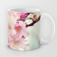 cotton candy flowers Mug by Sylvia Cook Photography