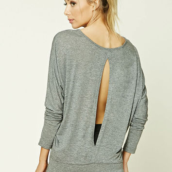 Active Keyhole-Back Top