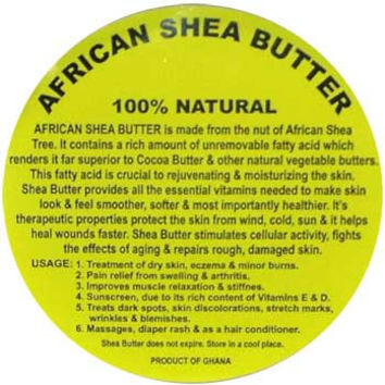 16oz Shea Butter salve