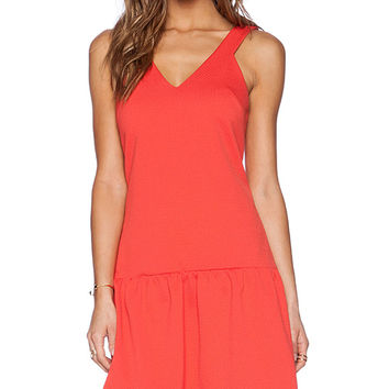 Trina Turk Isis Dress in Red