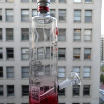 Large Red Berry Ciroc Bong