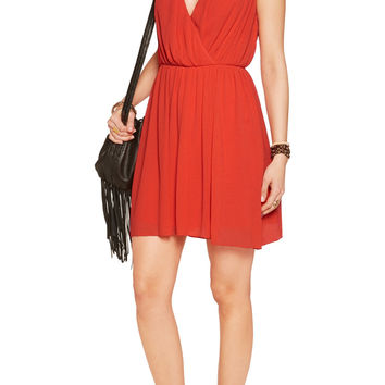 Porta crinkled-crepe mini dress | Rebecca Minkoff | US | THE OUTNET