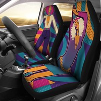 Groovy Chicks Car Seat Covers