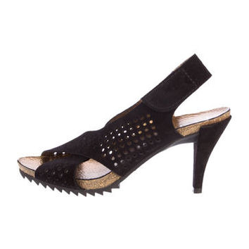 Pedro Garcia Cleated Sandals