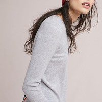 Varsity Cashmere Pullover
