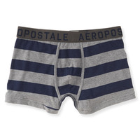 Aeropostale Mens Striped Knit Trunks