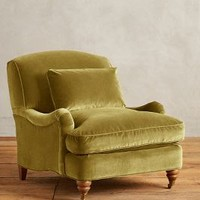 Velvet Glenlee Chair, Landon by Anthropologie
