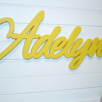 Best Baby Name Wall Plaques Products on Wanelo