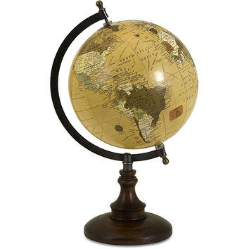 Argento Explorer Globe | Overstock.com Shopping - The Best Deals on Accent Pieces