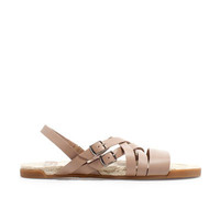STRAPPY ROMAN SANDALS - Sandals - Shoes - Man - ZARA United States
