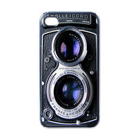 Rolleicord Vintage Camera iPhone 4 Case Cover by eClonTroop