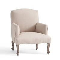 LINCOLN UPHOLSTERED ARMCHAIR