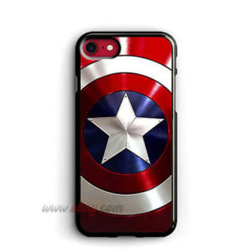 Captain America iPhone Cases Avenger SHIELD Samsung Galaxy Phone Case iPod cover