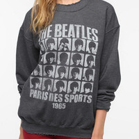 Urban Outfitters - Junk Food The Beatles Grid Sweatshirt