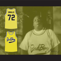 NOTORIOUS B.I.G. Bad Boy Basketball Jersey