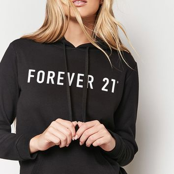 Forever 21 Graphic Hoodie