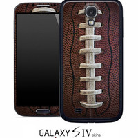 Football Laces Skin for the Samsung Galaxy S4, S3, S2, Galaxy Note 1 or 2