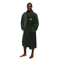 "Green Bay Packers NFL 26""x 47"" Large/Extra Large Silk Touch Men's Bath Robe"
