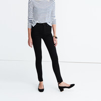 "10"" High-Rise Skinny Jeans in Carbondale Wash : 