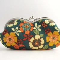 Sunglasses / Eyeglasses Case - Flo.. on Luulla