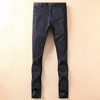 Gucci Fashion Casual Loose  Pants Trousers