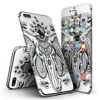 Vector Sacred Elephant iPhone 7 + Plus Ultra-Thin Design Skinz Slim-Fitting Protective Cover Wrap