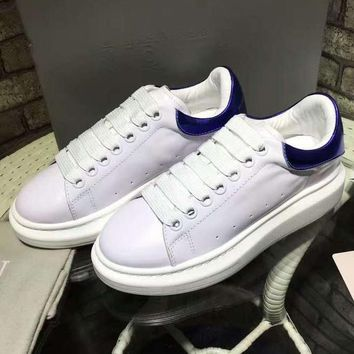 Alexander Mcqueen Fashion Casual Sneakers Sport Shoes-8