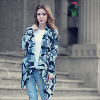 Print Winter Camouflage Hot Sale Jacket [8999110148]