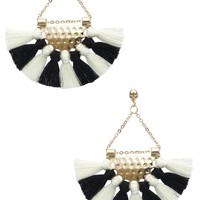 Kate Fringe Earrings